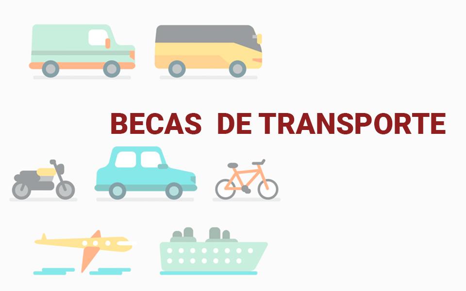 Ayuda transporte diario  enseñanzas postobligatorias curso: 2019-20