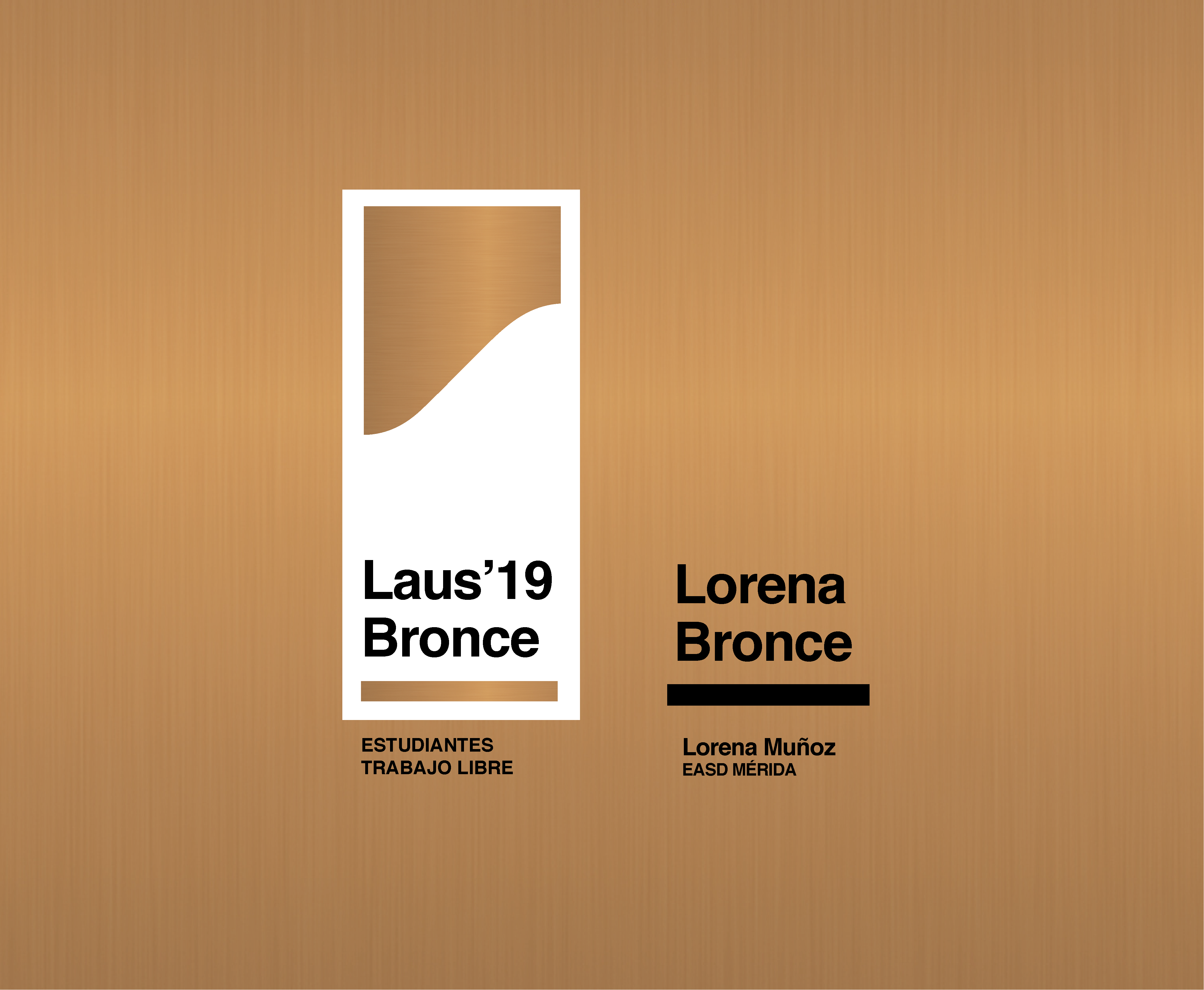 PROMO LAUS BRONCE 2019 1