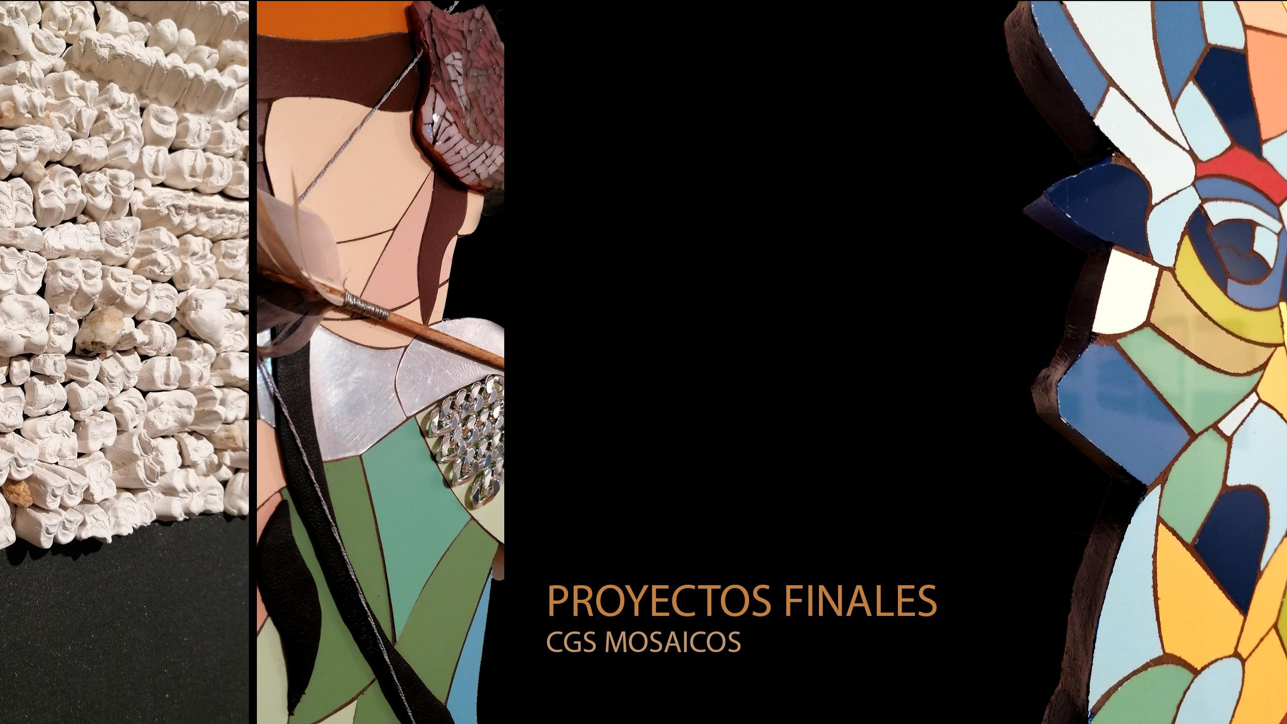 Mosaico, Proyectos Finales 2020-21 Presentación