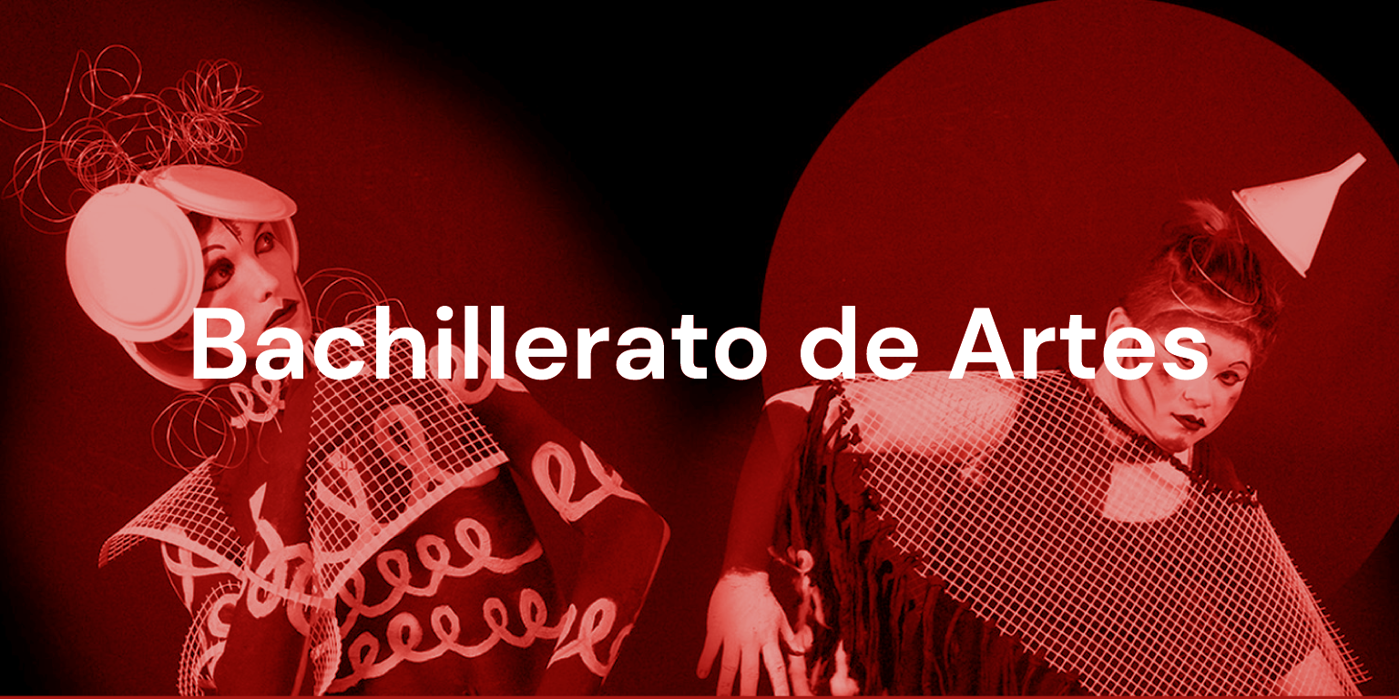 Acceso Bachillerato de Artes