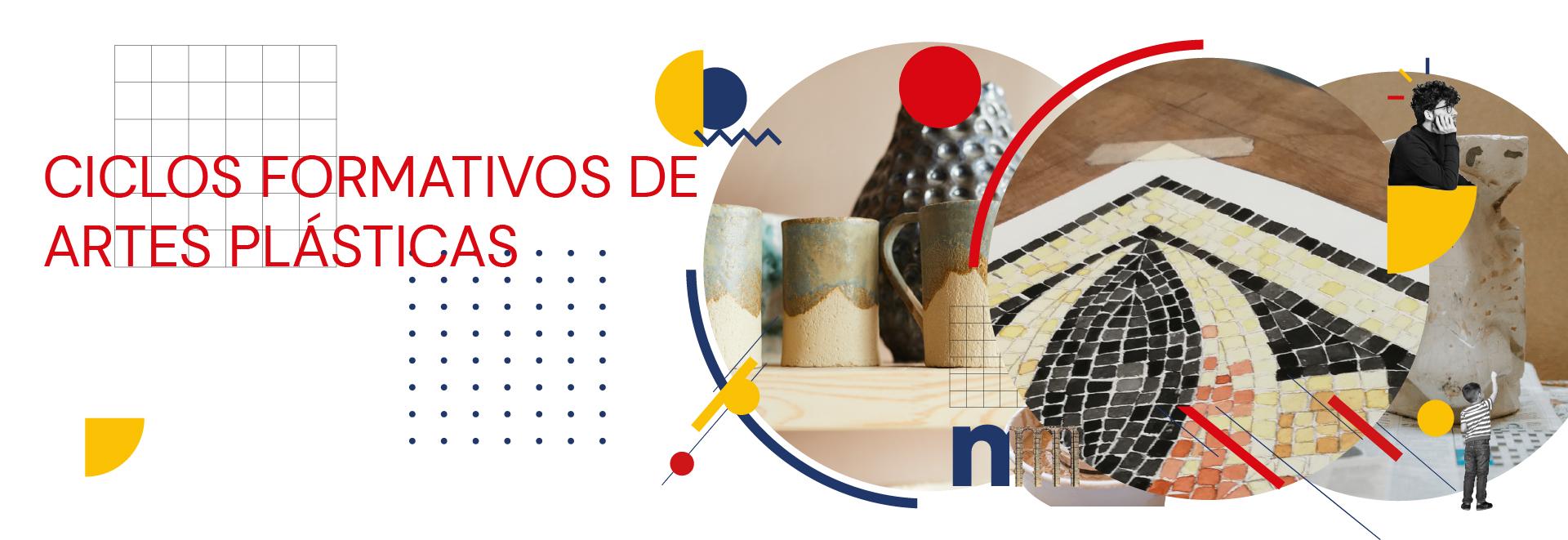 Acceso a Ciclos Formativos de Artes Plásticas y Diseño