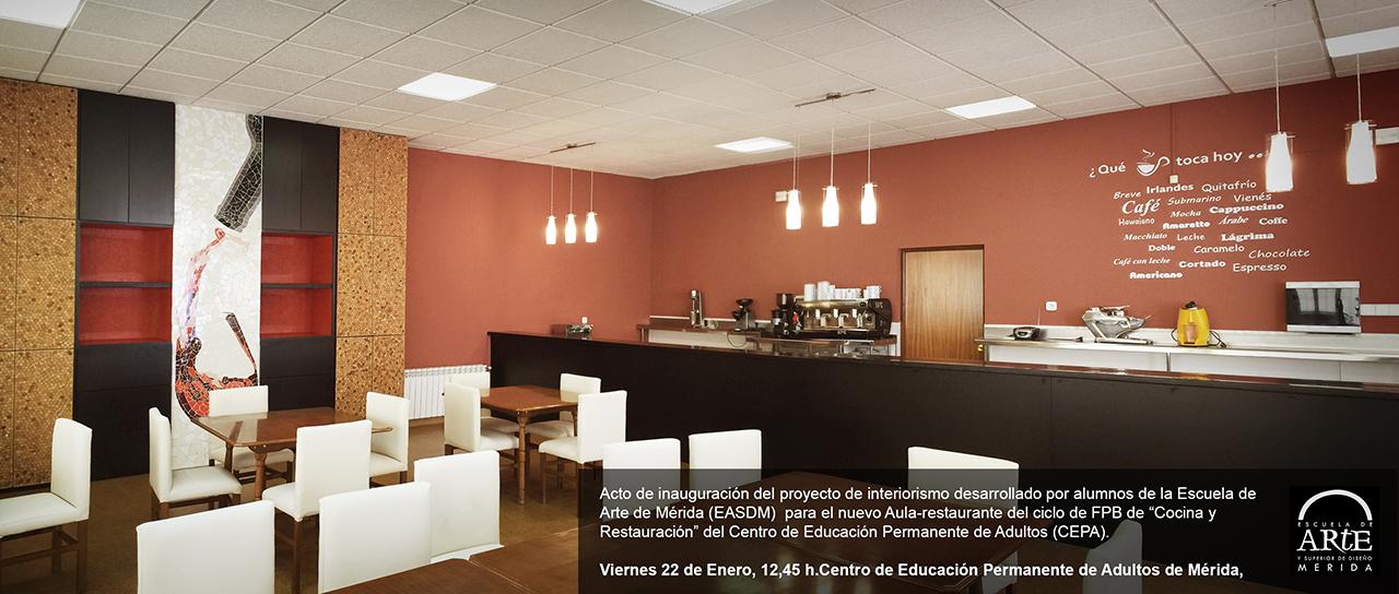 Proyecto aula restaurante easd m rida for Proyecto cocina restaurante