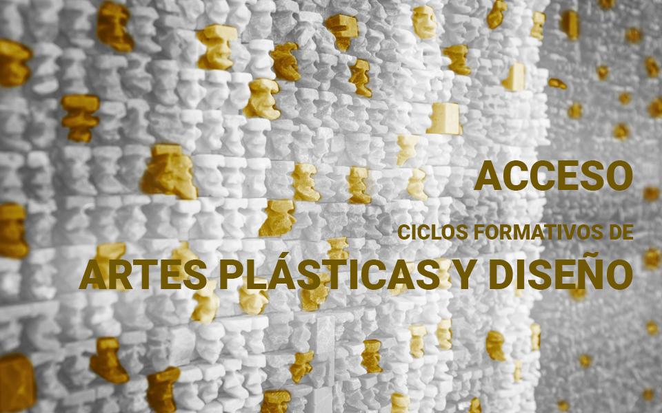 Acceso A Ciclos De Artes Plásticas Y Diseño Easd Mérida